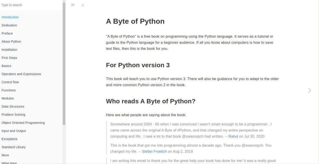 Один из Курсов по Python