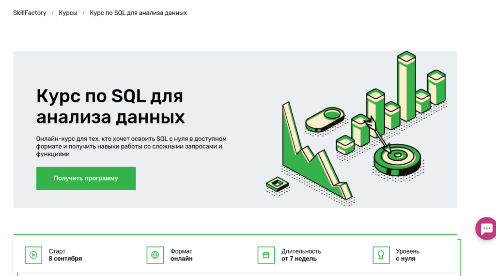 Курс по SQL